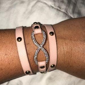 Jewelry - Wrap around infinity bracelet